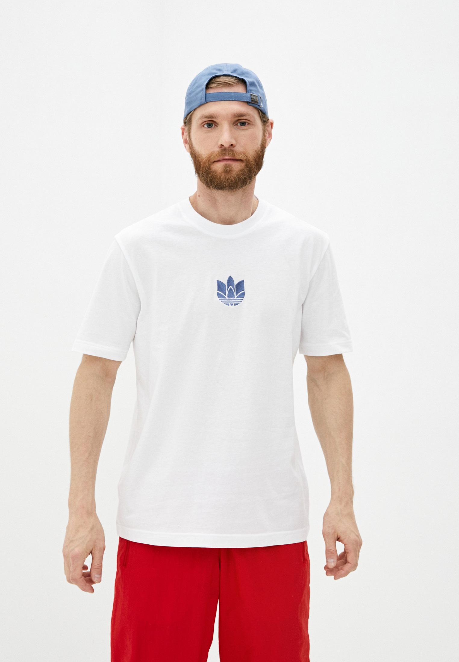 Футболка Adidas Originals (Адидас Ориджиналс) GN3547: изображение 1