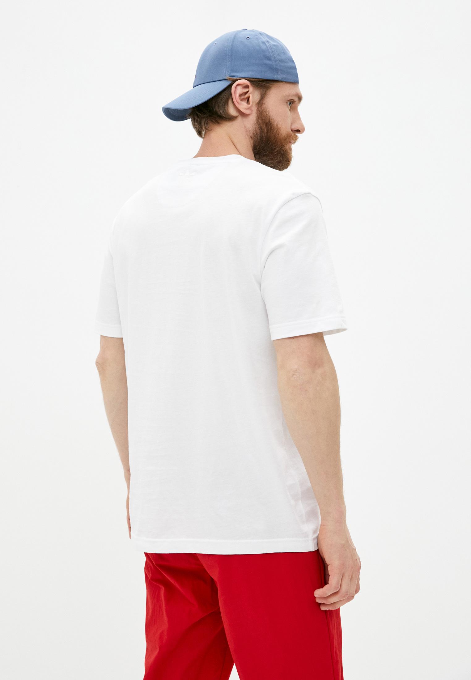Футболка Adidas Originals (Адидас Ориджиналс) GN3547: изображение 2
