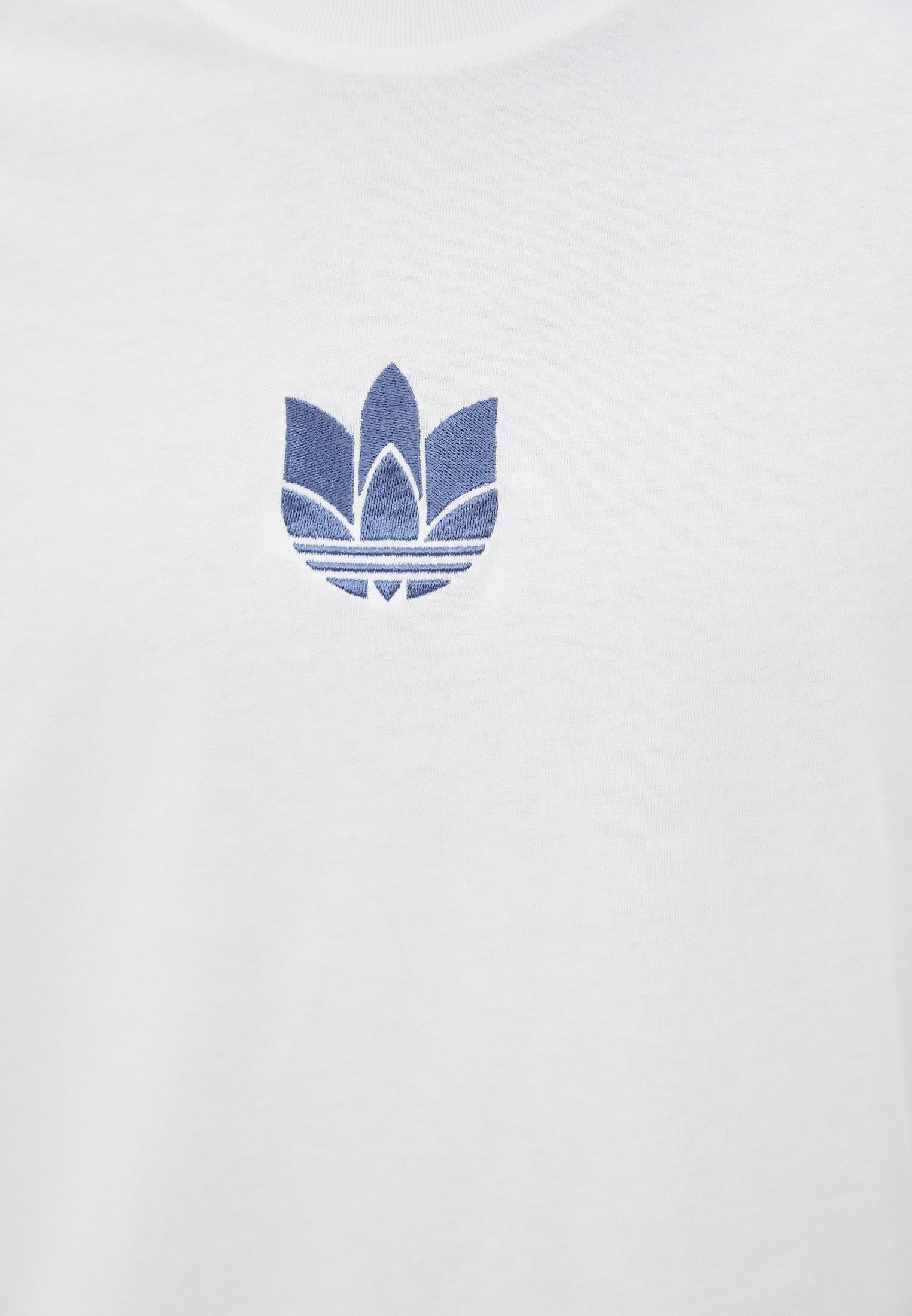 Футболка Adidas Originals (Адидас Ориджиналс) GN3547: изображение 3