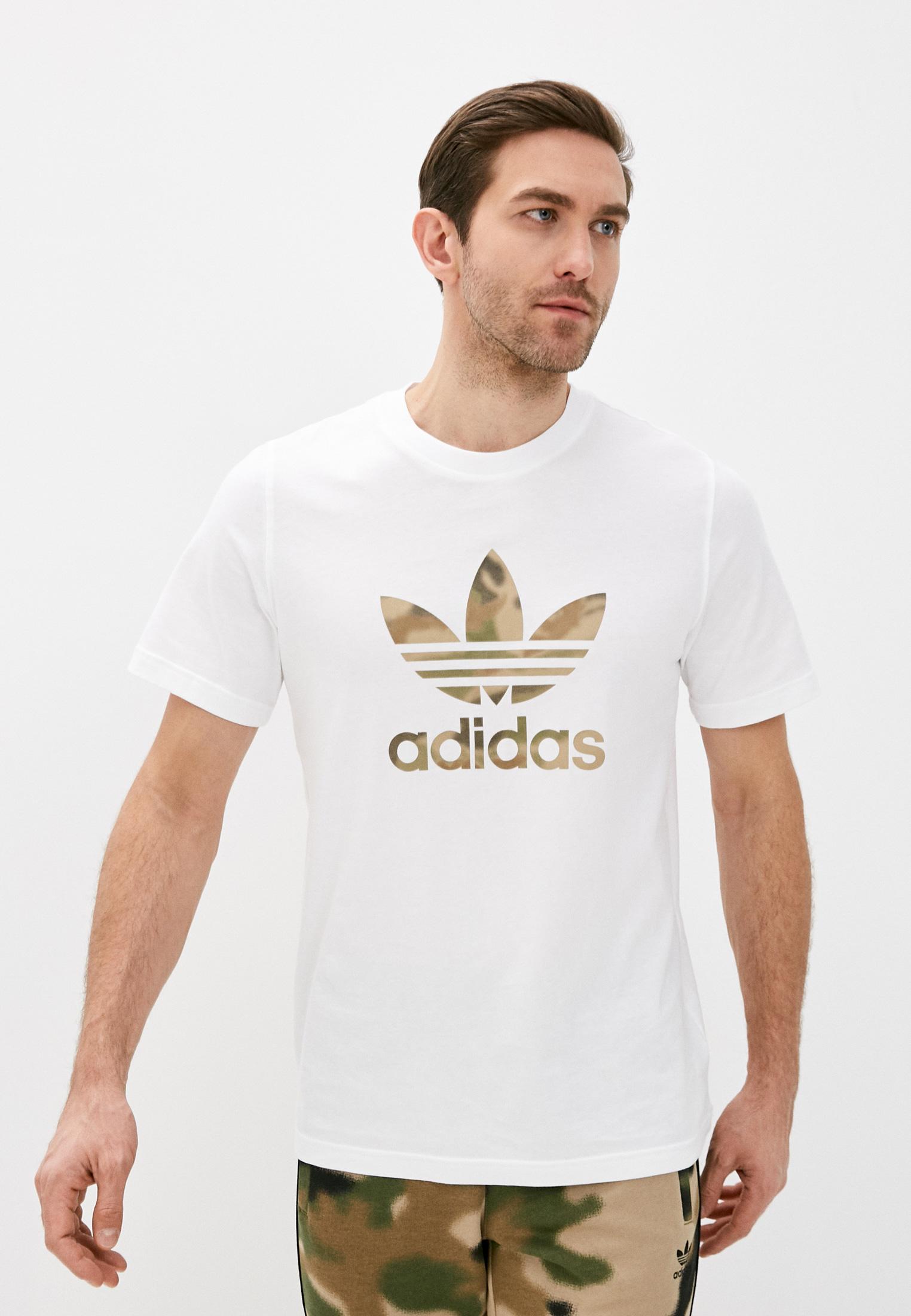 Футболка Adidas Originals (Адидас Ориджиналс) GN1855: изображение 1