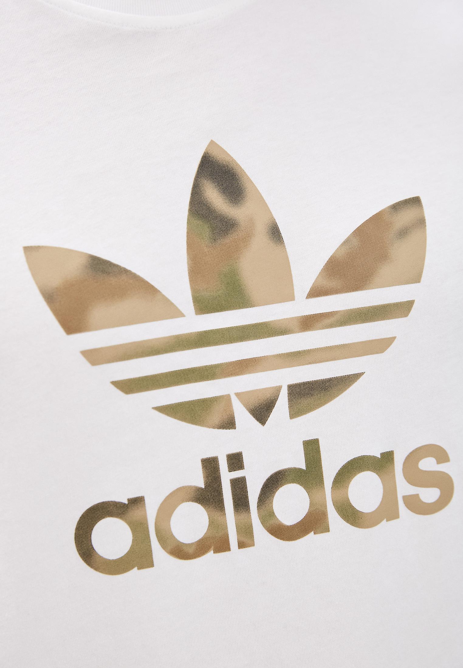 Футболка Adidas Originals (Адидас Ориджиналс) GN1855: изображение 4
