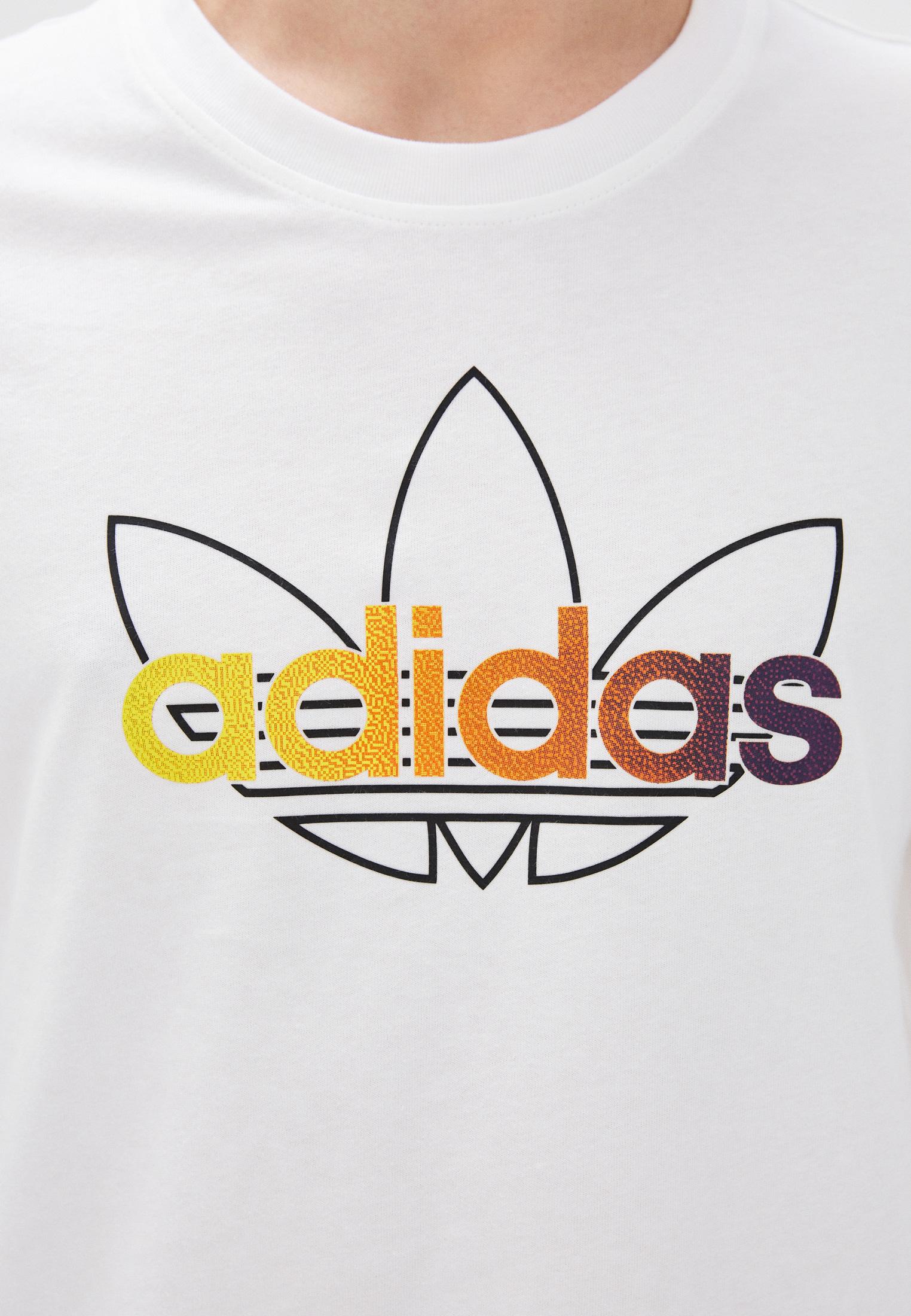 Футболка Adidas Originals (Адидас Ориджиналс) GN2428: изображение 3