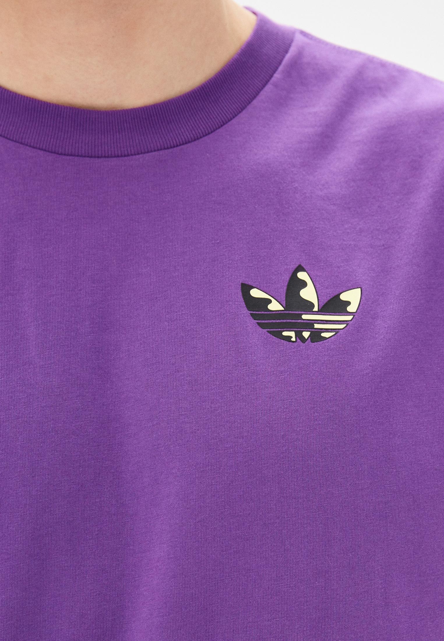 Футболка Adidas Originals (Адидас Ориджиналс) GN3907: изображение 3