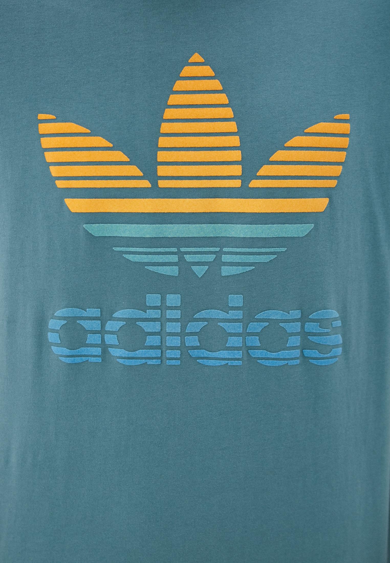 Футболка Adidas Originals (Адидас Ориджиналс) GP0164: изображение 4