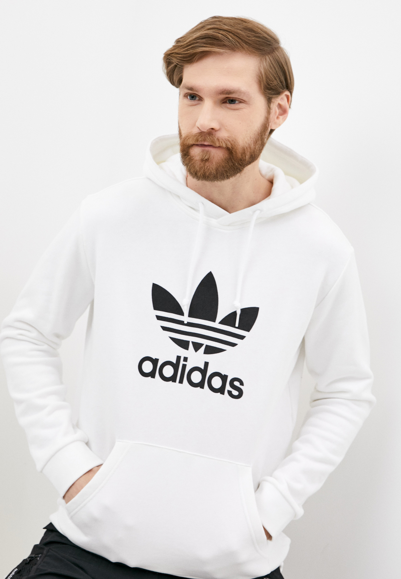 Толстовка Adidas Originals (Адидас Ориджиналс) DU7780