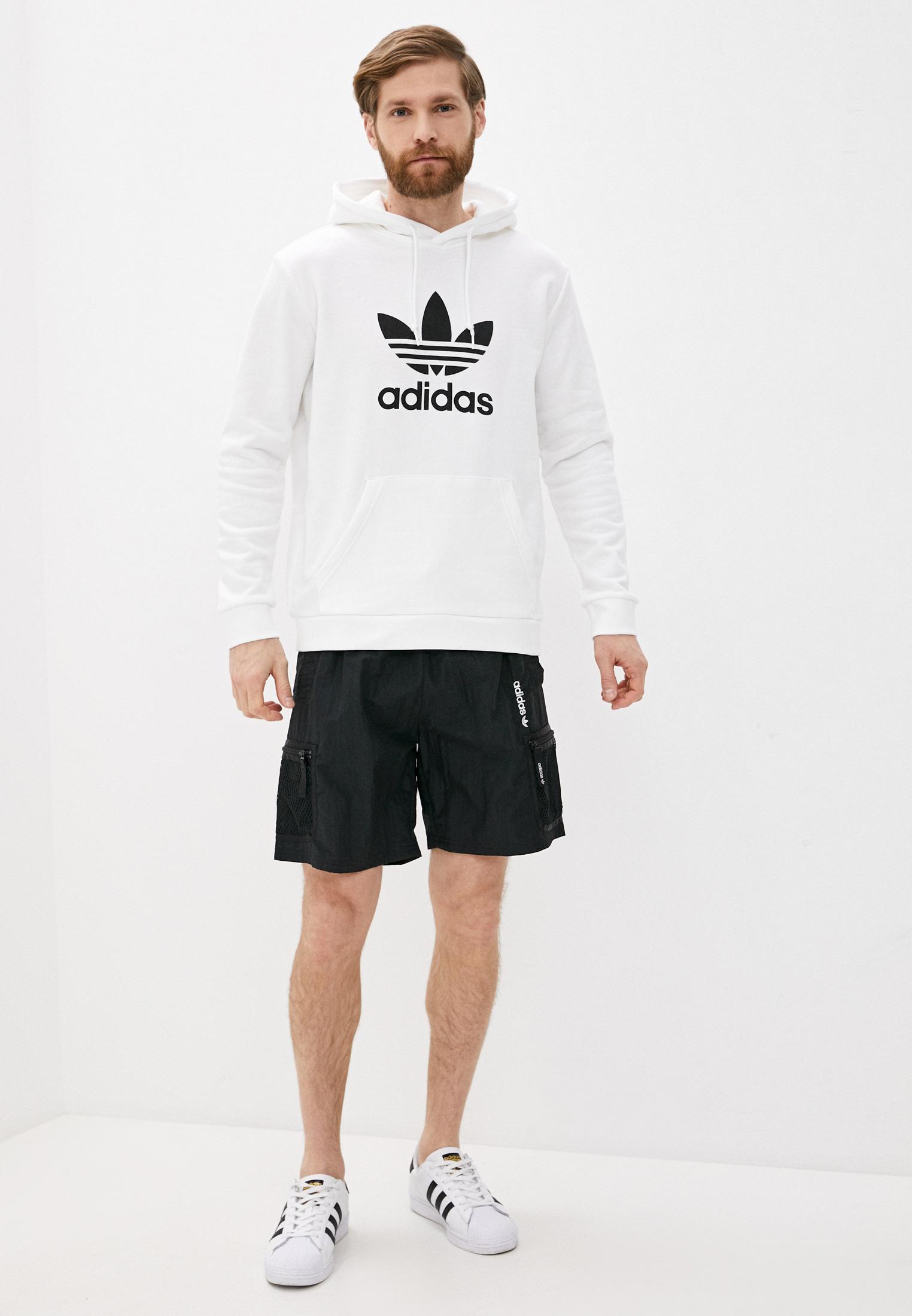 Толстовка Adidas Originals (Адидас Ориджиналс) DU7780: изображение 2