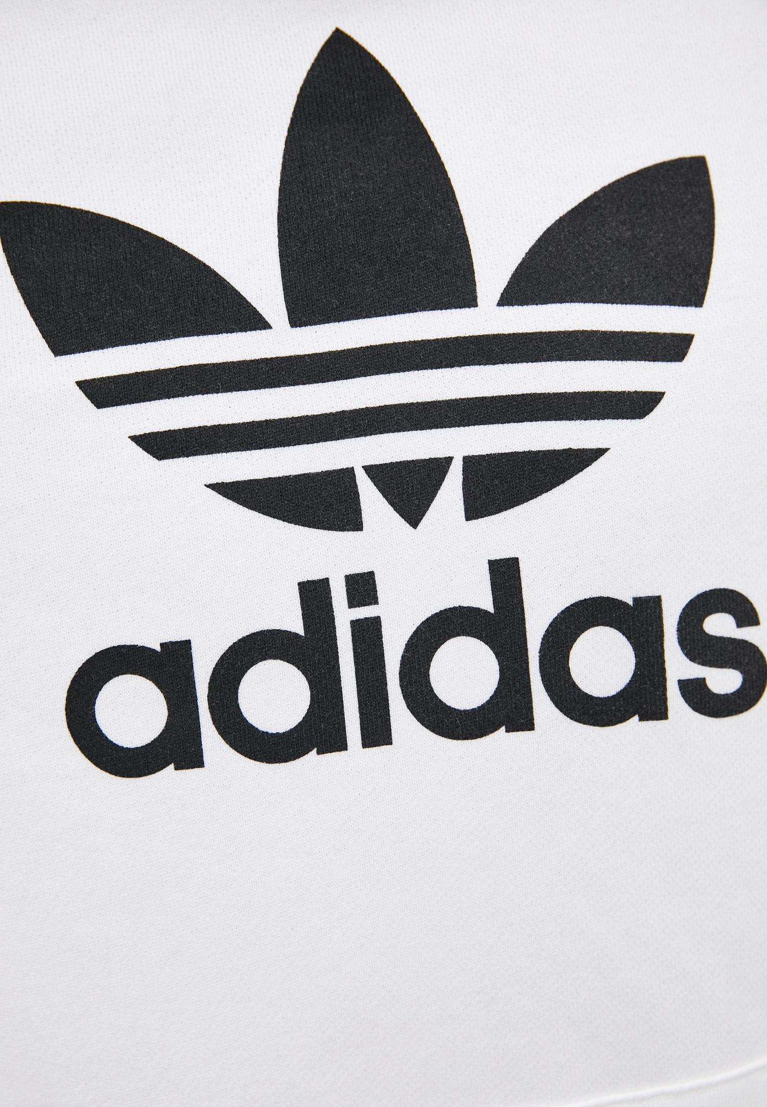 Толстовка Adidas Originals (Адидас Ориджиналс) DU7780: изображение 4