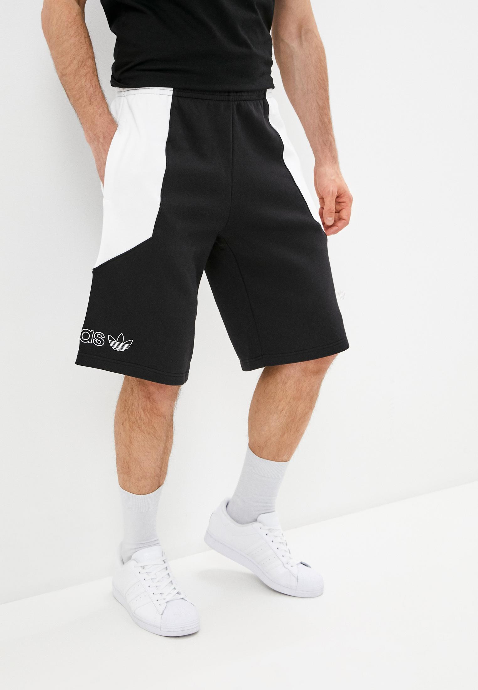 Мужские спортивные шорты Adidas Originals (Адидас Ориджиналс) Шорты спортивные adidas Originals