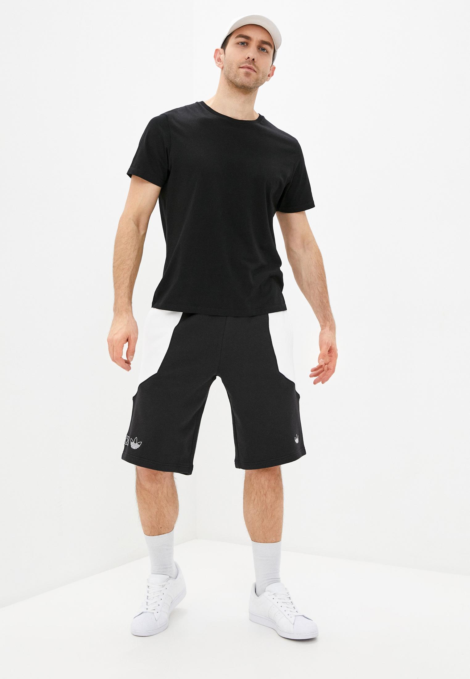 Мужские спортивные шорты Adidas Originals (Адидас Ориджиналс) GN2459: изображение 2