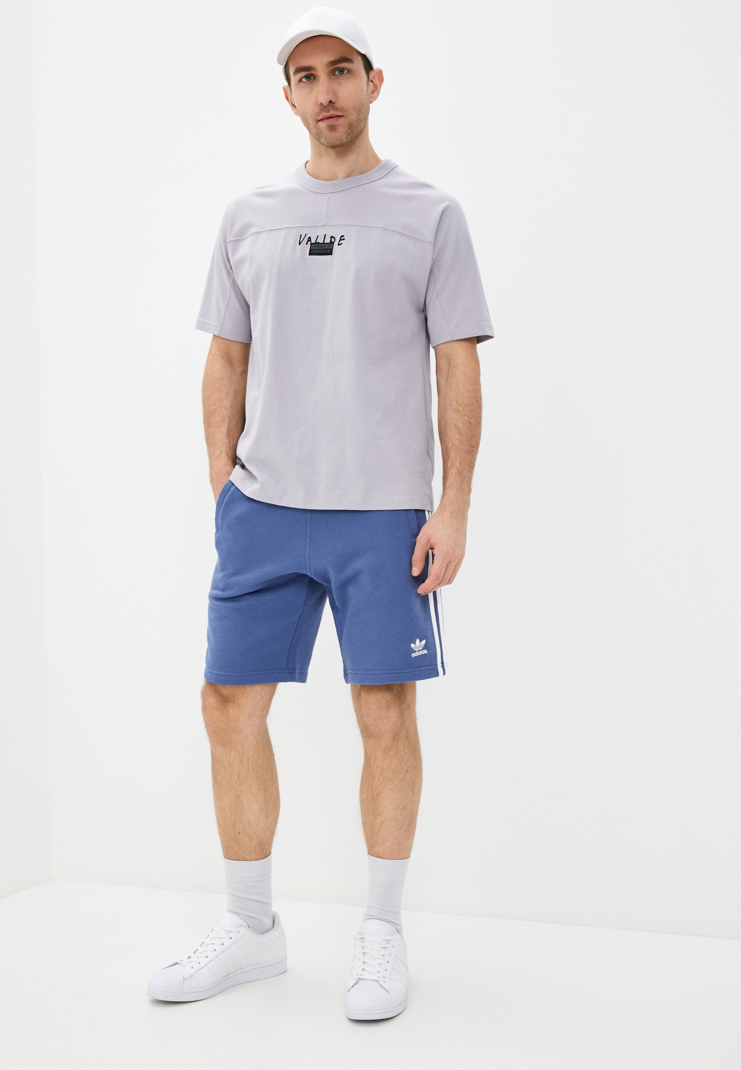 Мужские спортивные шорты Adidas Originals (Адидас Ориджиналс) GN4474: изображение 2
