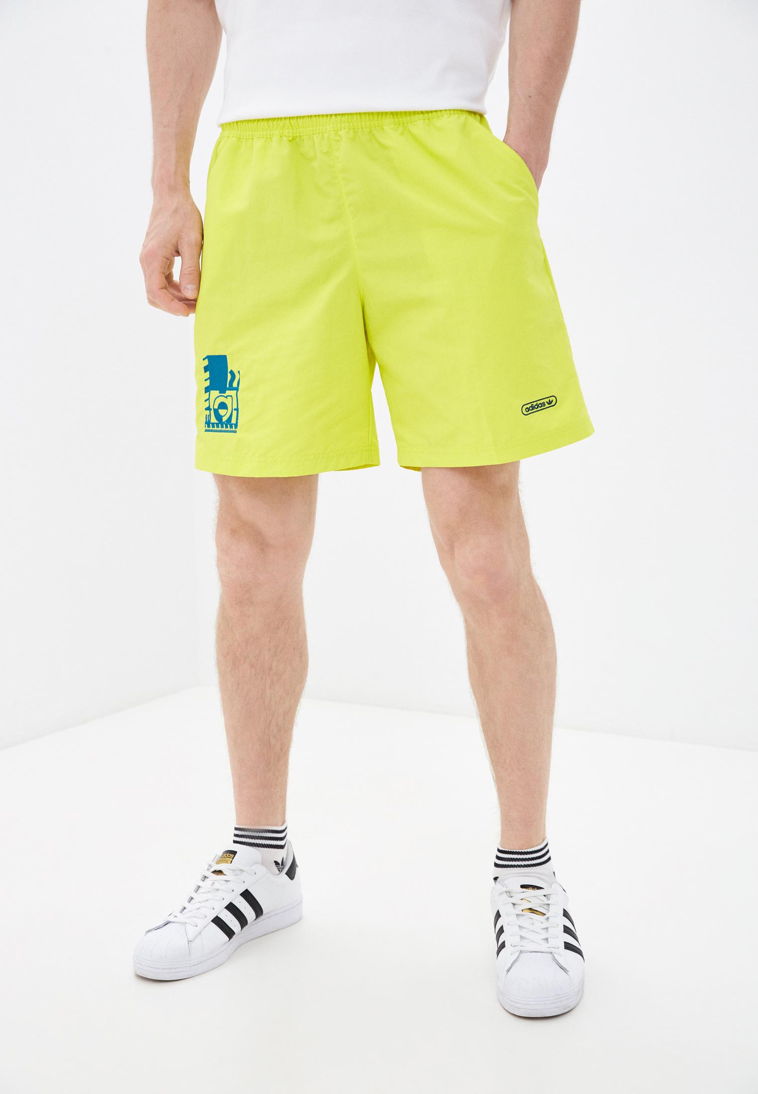 Мужские спортивные шорты Adidas Originals (Адидас Ориджиналс) GN3857: изображение 1