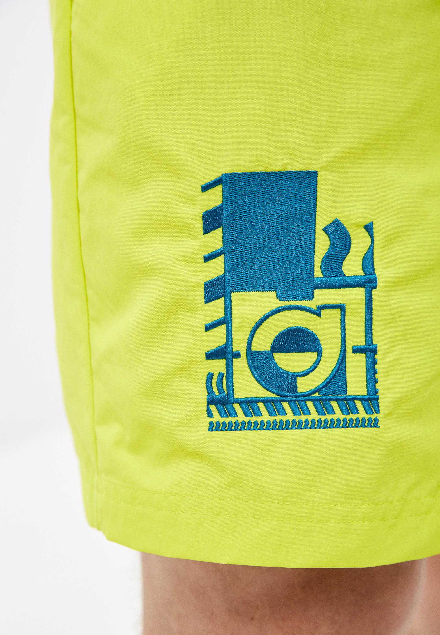 Мужские спортивные шорты Adidas Originals (Адидас Ориджиналс) GN3857: изображение 4