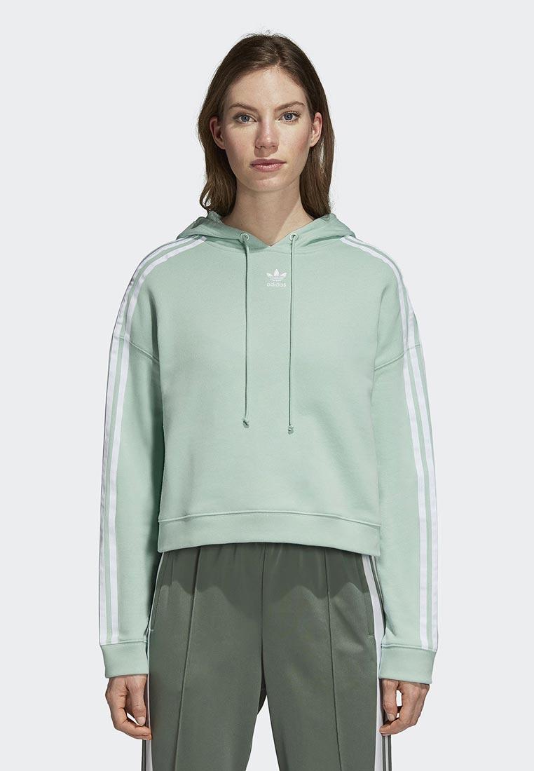 Женские худи Adidas Originals (Адидас Ориджиналс) DH3131