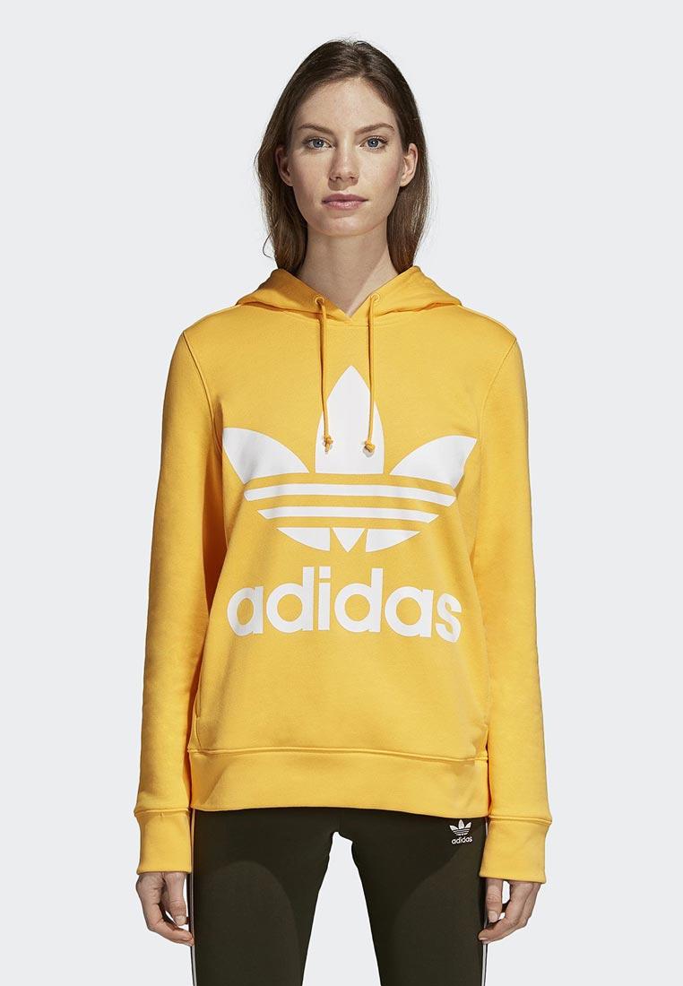 Женские худи Adidas Originals (Адидас Ориджиналс) DH3138
