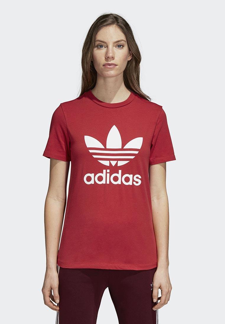 Футболка с коротким рукавом Adidas Originals (Адидас Ориджиналс) DH3172