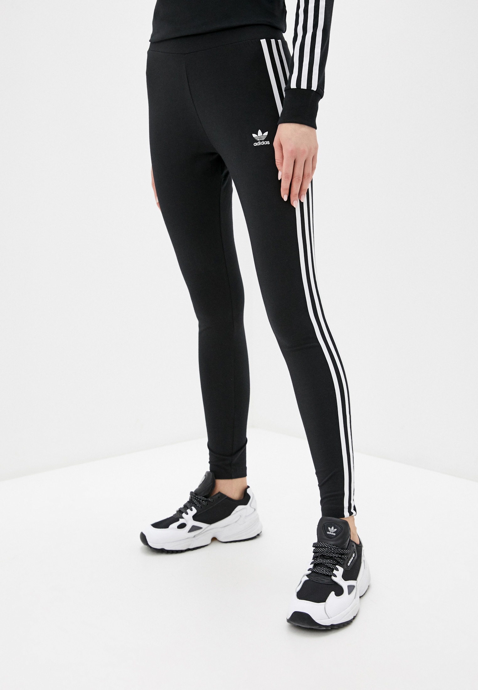 Женские брюки Adidas Originals (Адидас Ориджиналс) FM3287