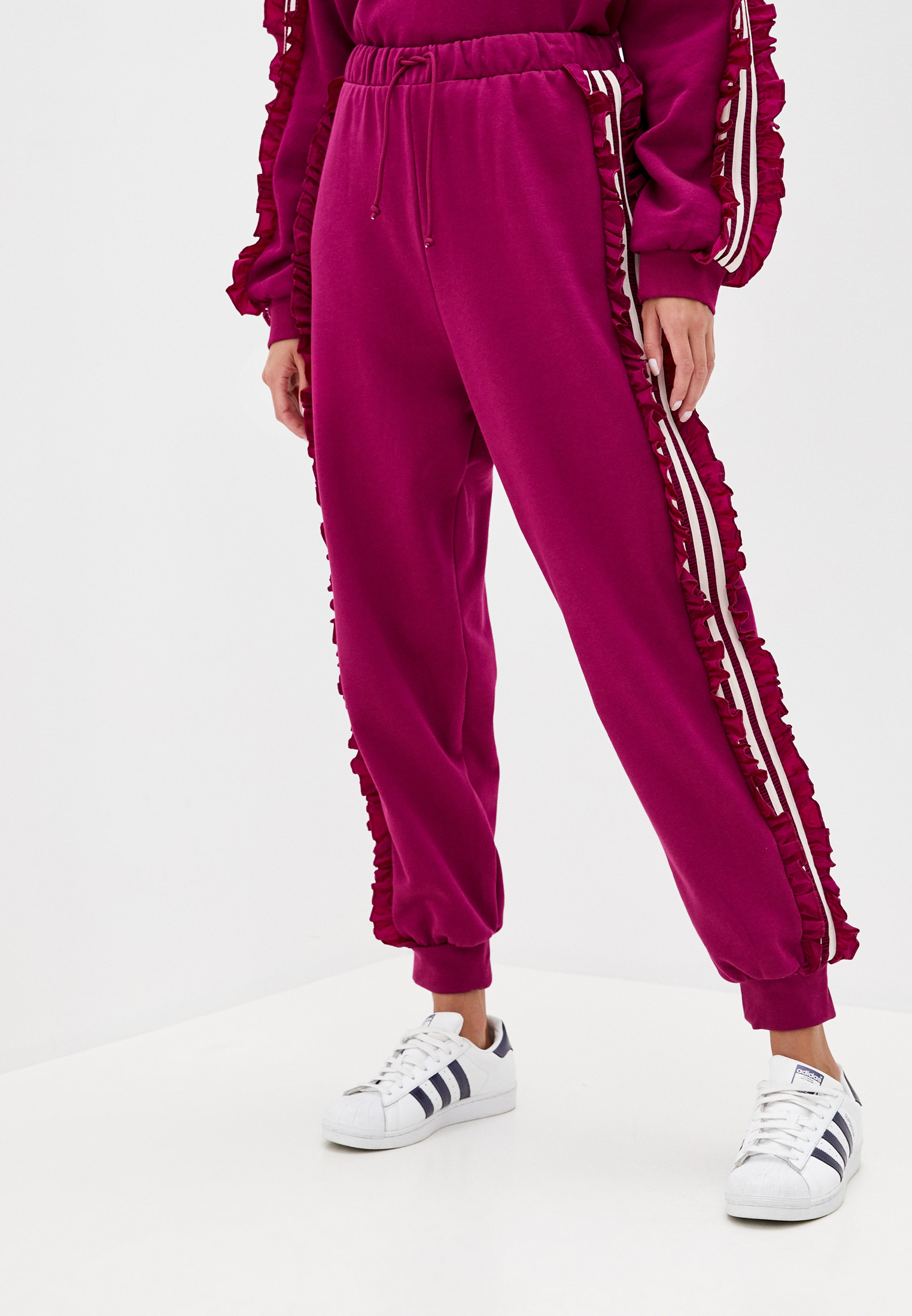 Женские брюки Adidas Originals (Адидас Ориджиналс) FU3878