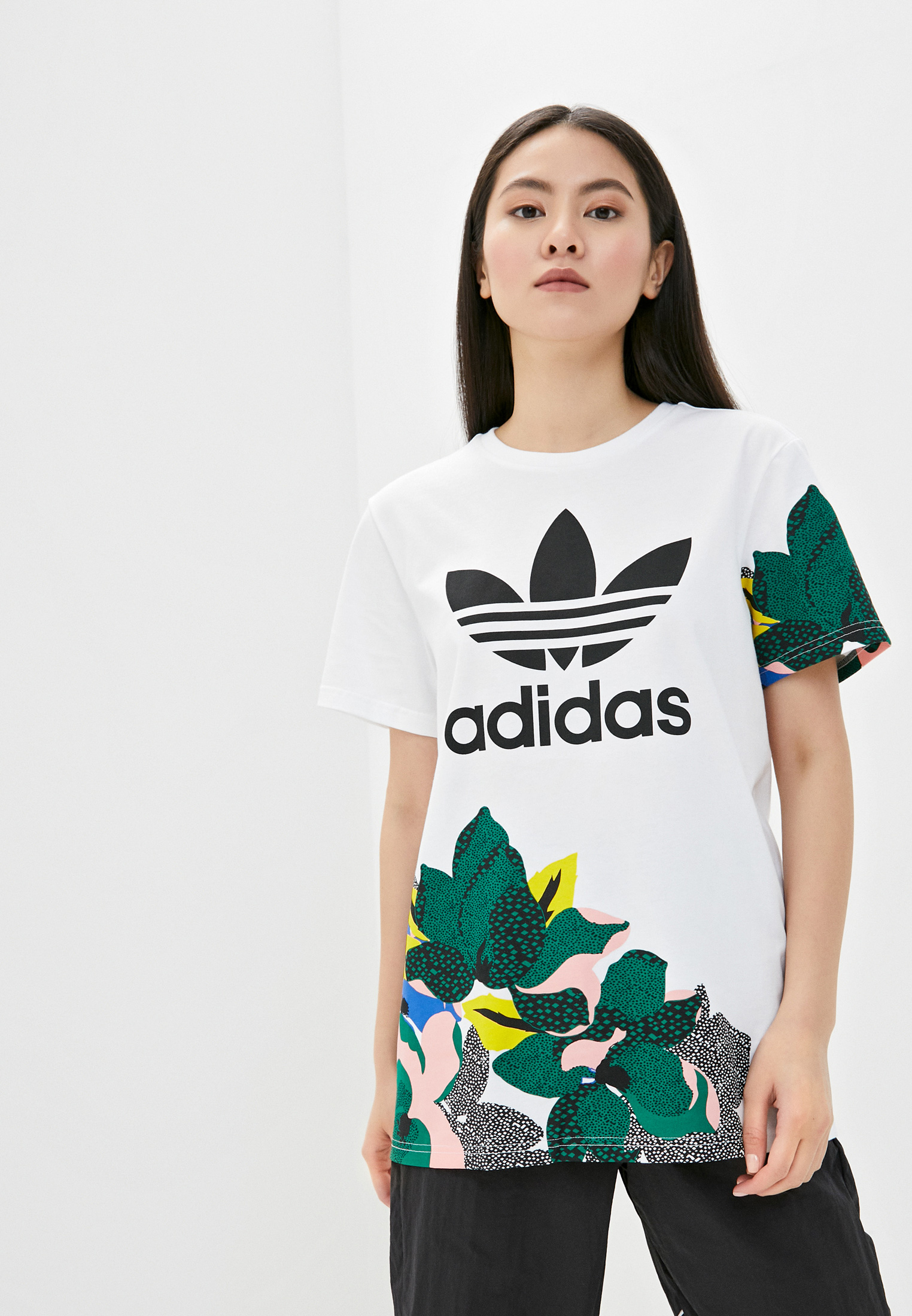 Футболка Adidas Originals (Адидас Ориджиналс) GE4315
