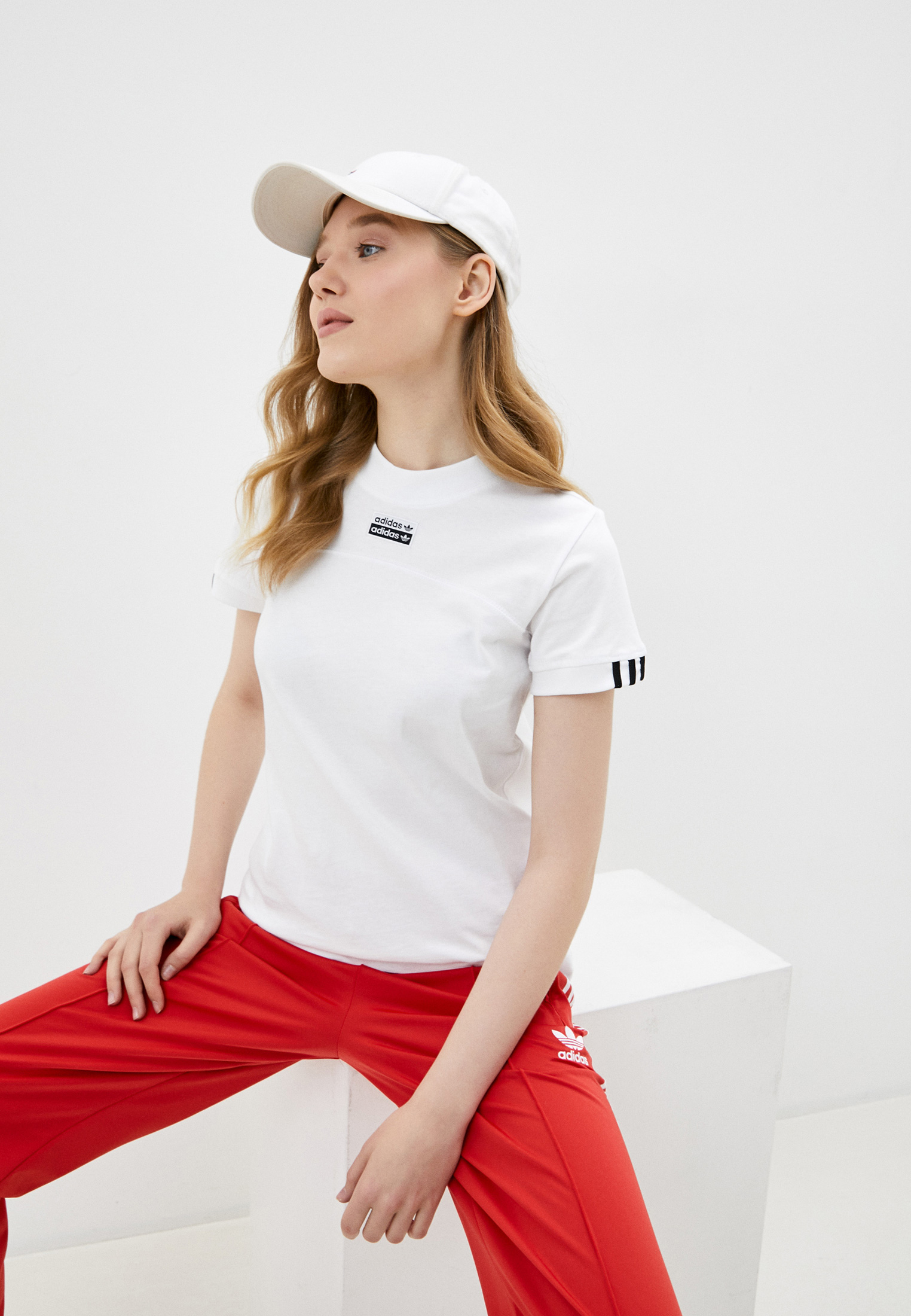 Футболка Adidas Originals (Адидас Ориджиналс) GD3803