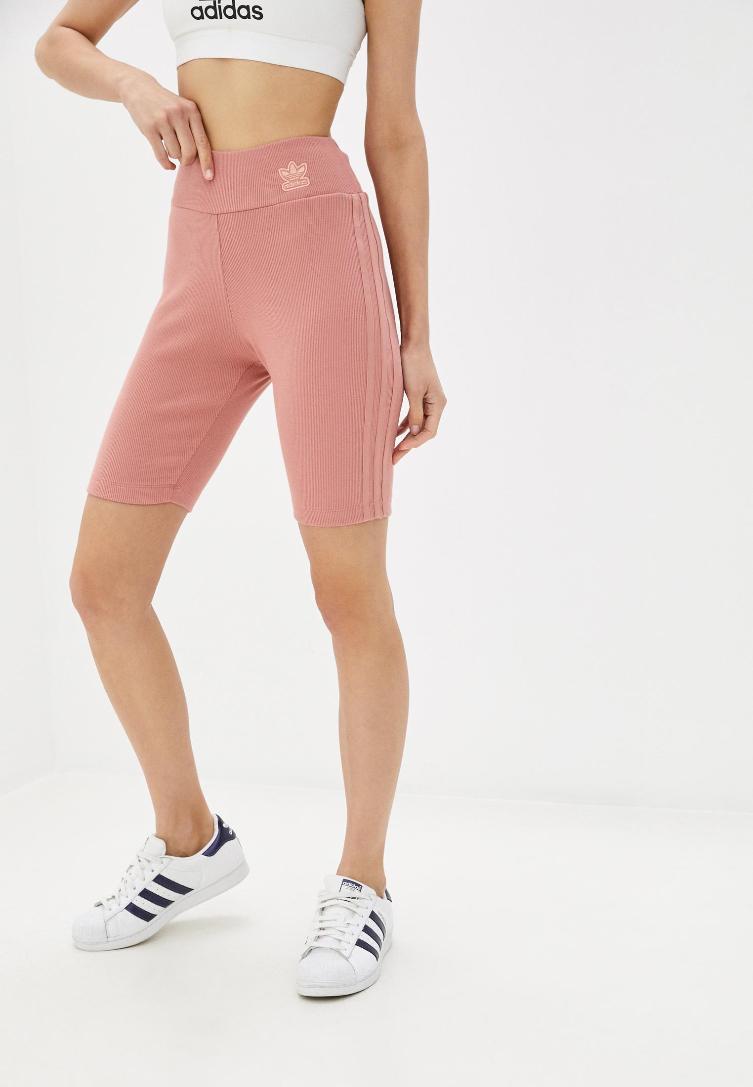 Женские повседневные шорты Adidas Originals (Адидас Ориджиналс) GM6688