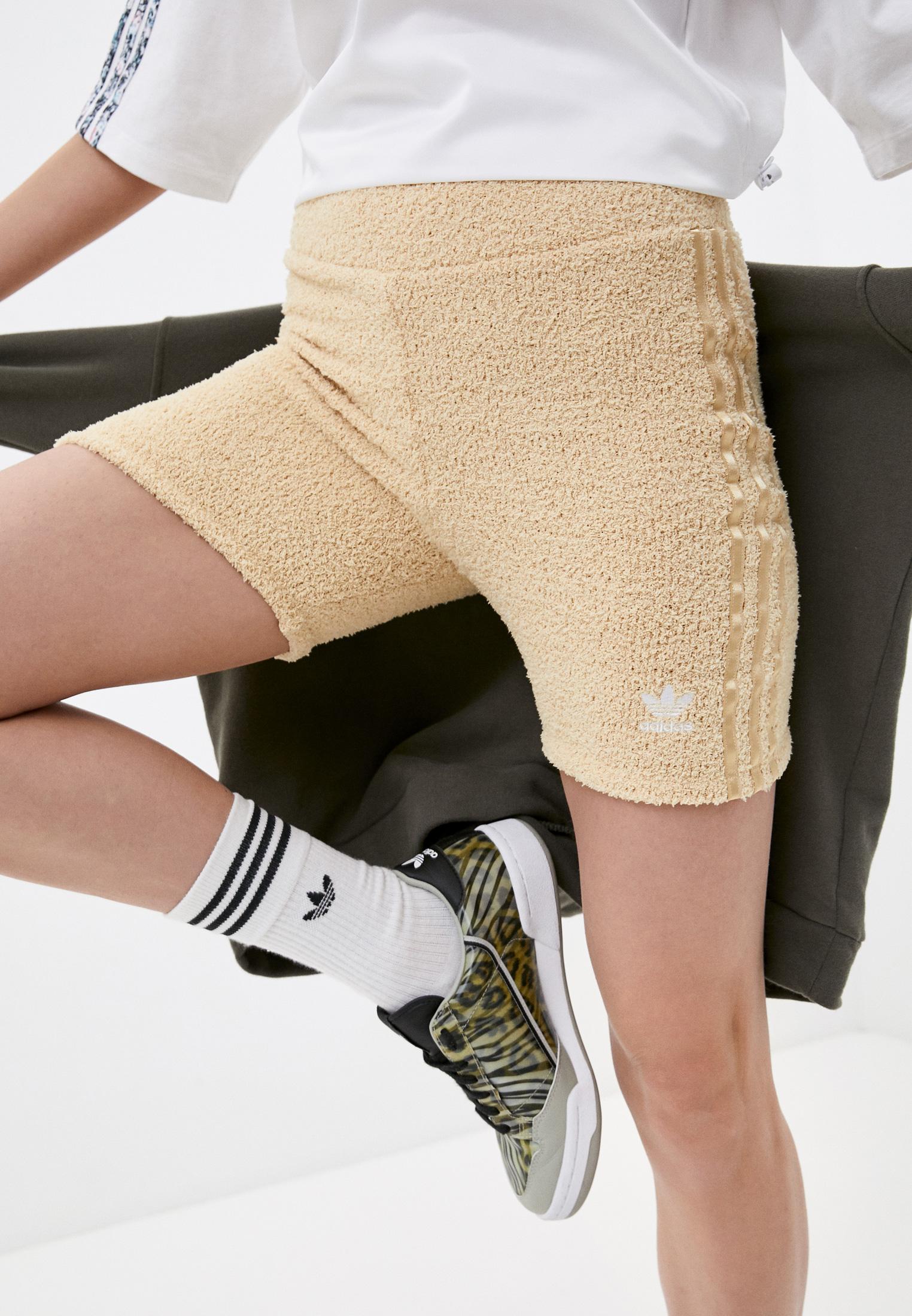 Женские шорты Adidas Originals (Адидас Ориджиналс) Шорты спортивные adidas Originals