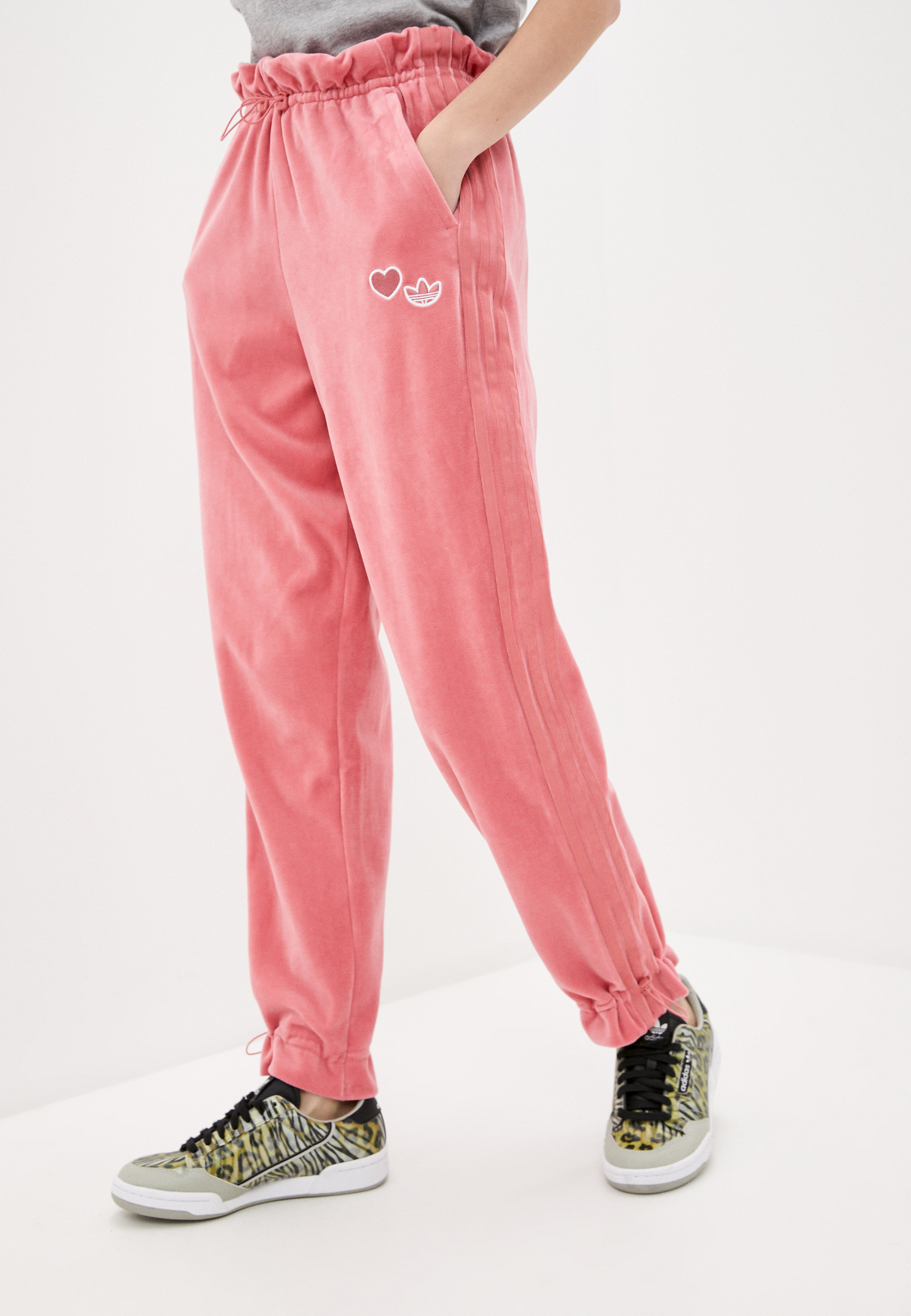 Женские брюки Adidas Originals (Адидас Ориджиналс) GN3067