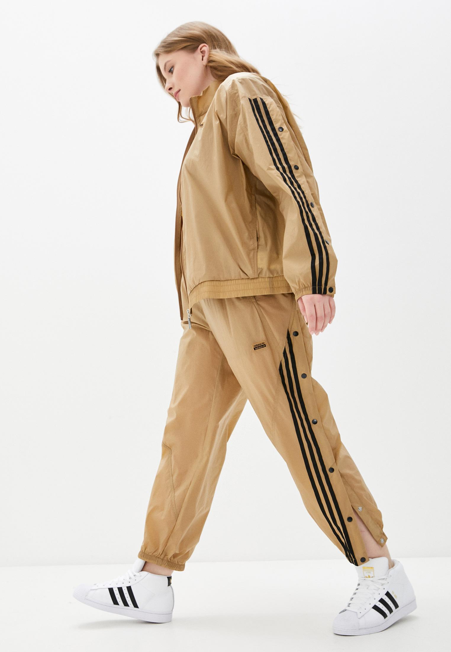 Женские спортивные брюки Adidas Originals (Адидас Ориджиналс) GT4548: изображение 2
