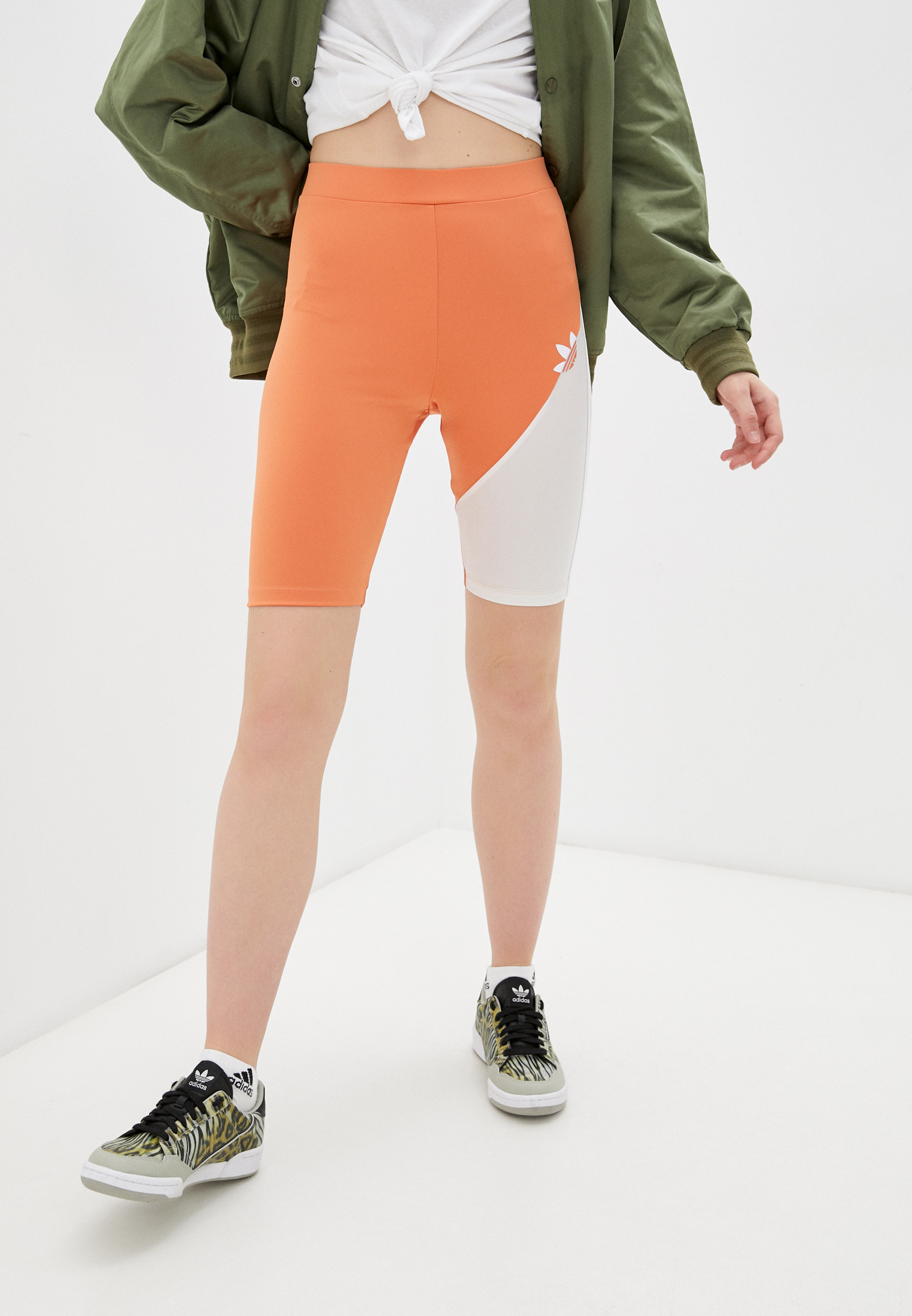 Женские шорты Adidas Originals (Адидас Ориджиналс) GN2798