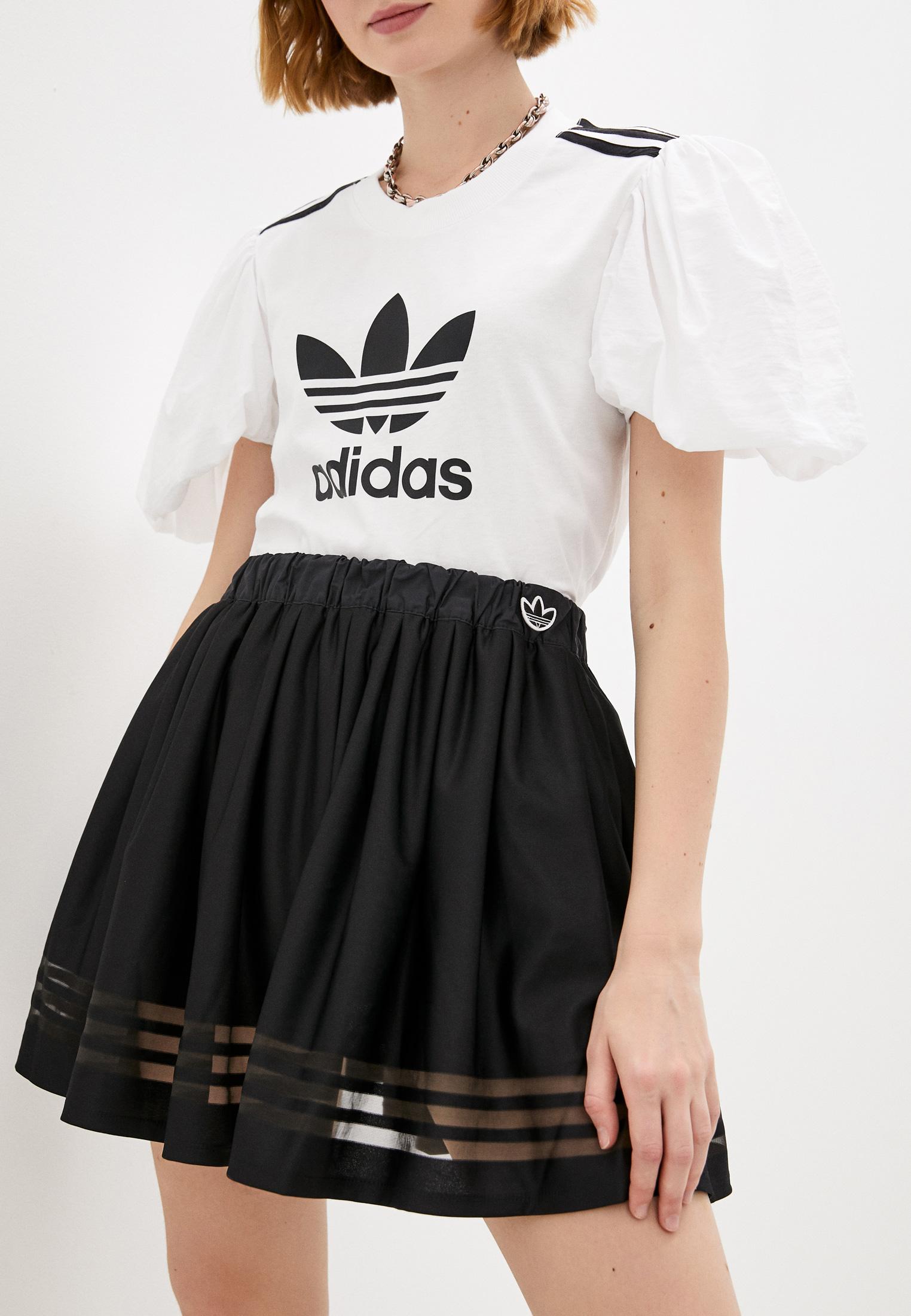 Юбка Adidas Originals (Адидас Ориджиналс) GN3260