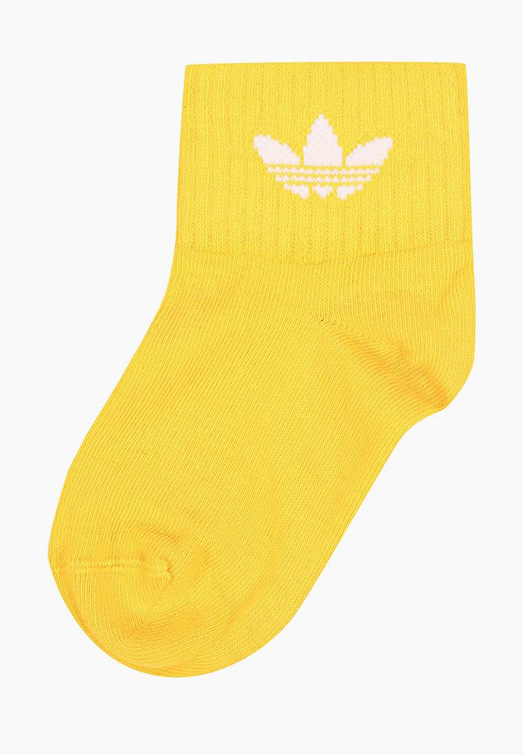 Носки Adidas Originals (Адидас Ориджиналс) GN3232: изображение 3