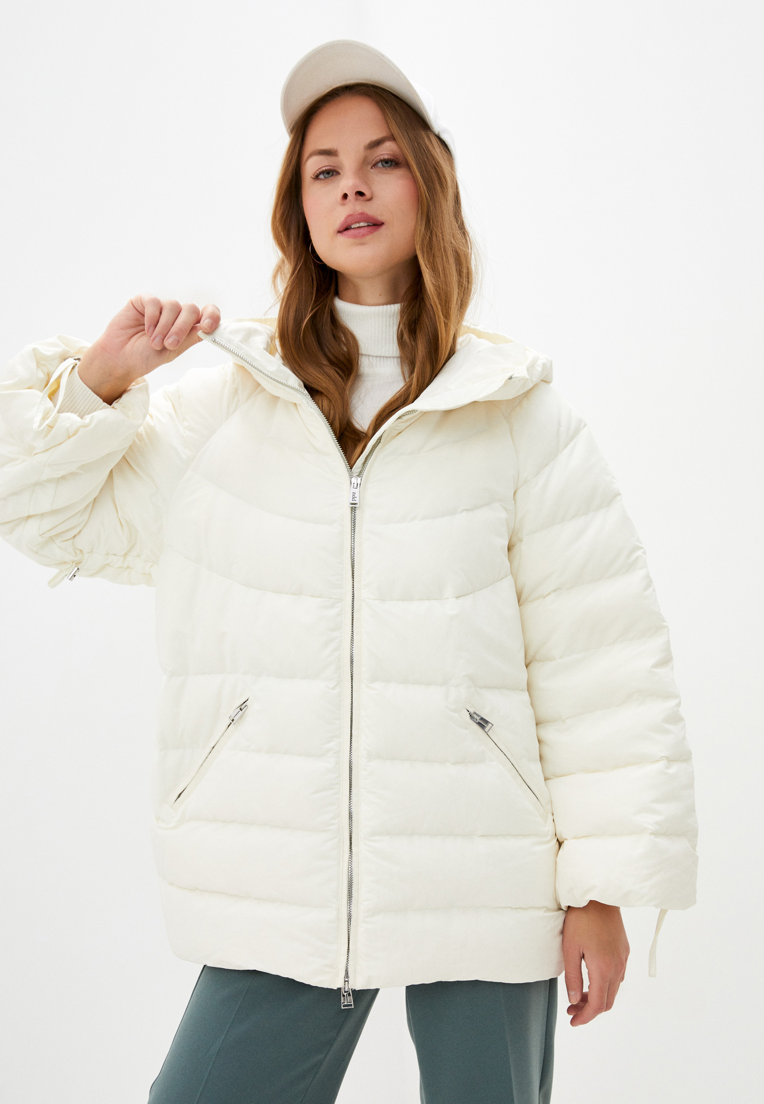 Утепленная куртка add XKAW826