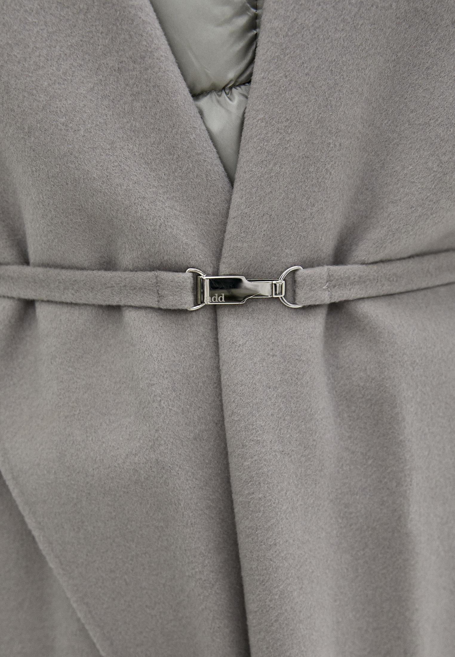 Утепленная куртка add KAWD110: изображение 7