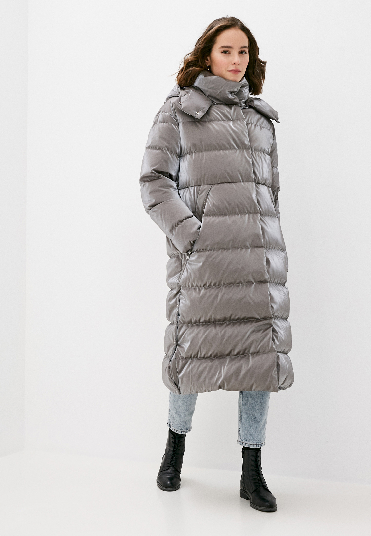 Утепленная куртка add Пуховик Add