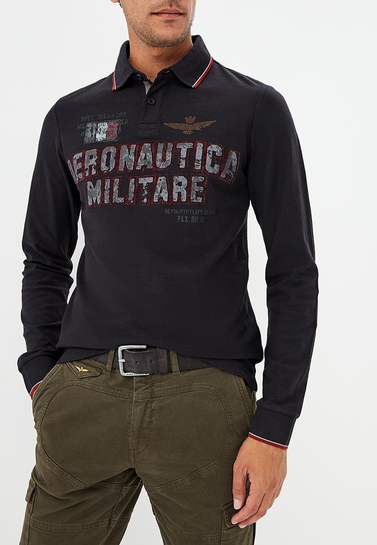 Мужские поло Aeronautica Militare po1283P144
