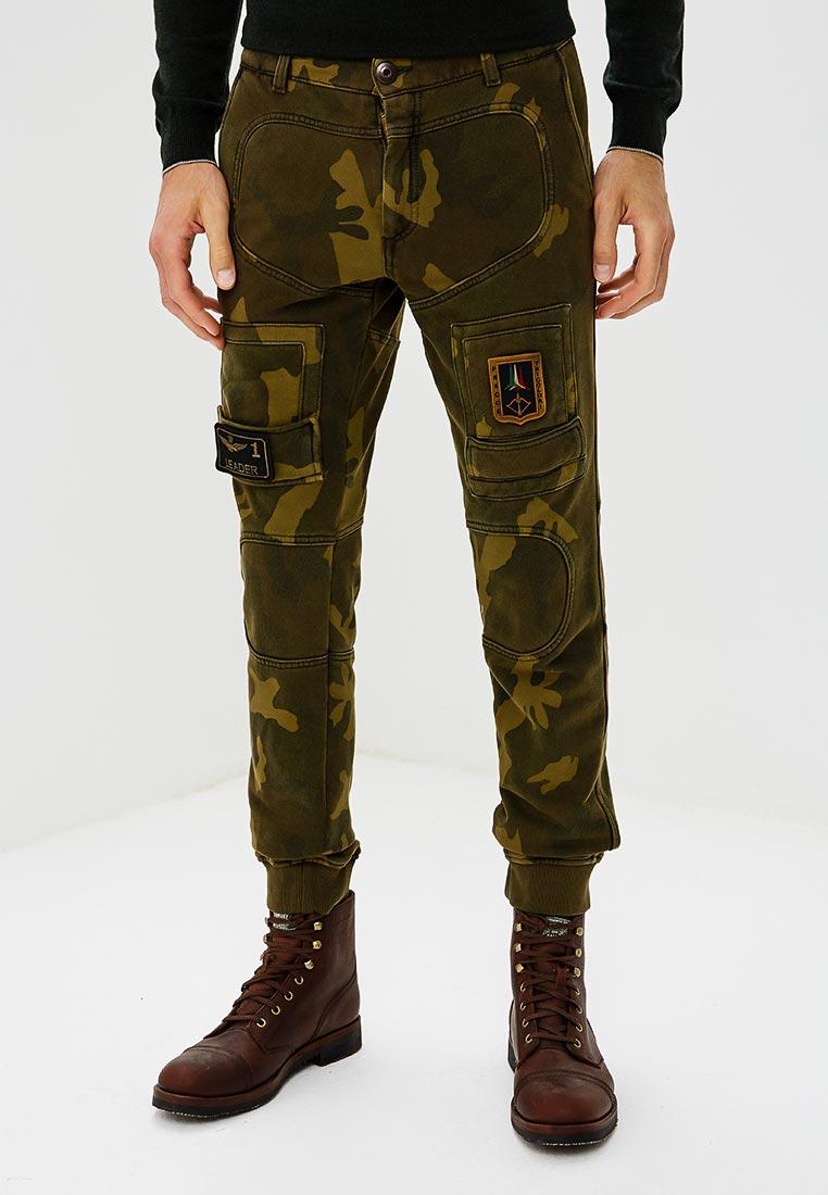 Мужские повседневные брюки Aeronautica Militare pf632F121
