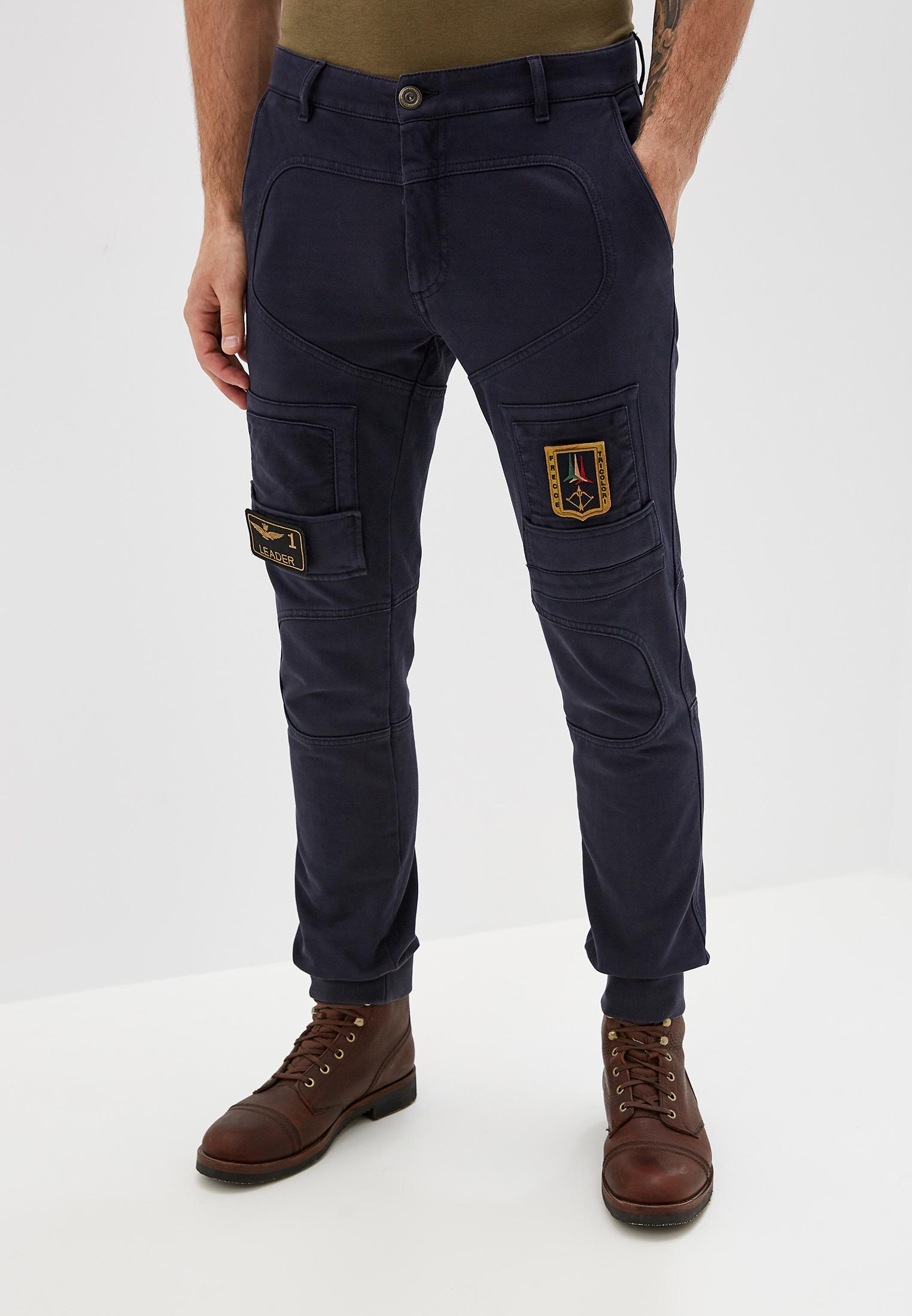 Мужские повседневные брюки Aeronautica Militare PF743J217: изображение 1