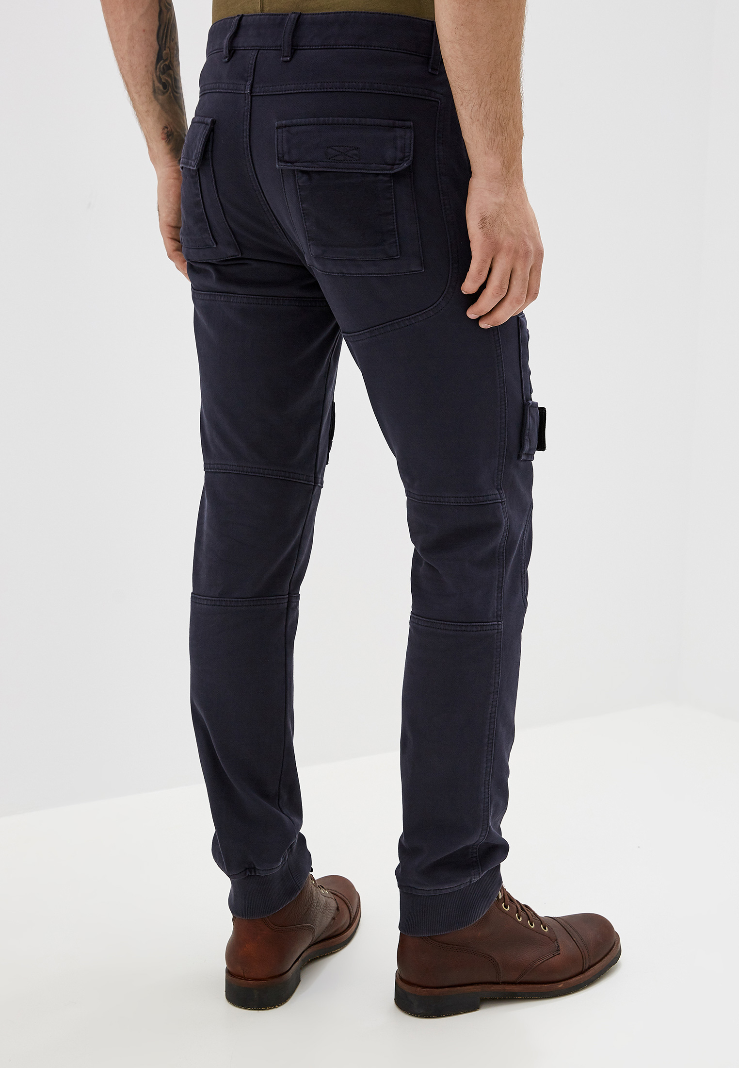 Мужские повседневные брюки Aeronautica Militare PF743J217: изображение 3