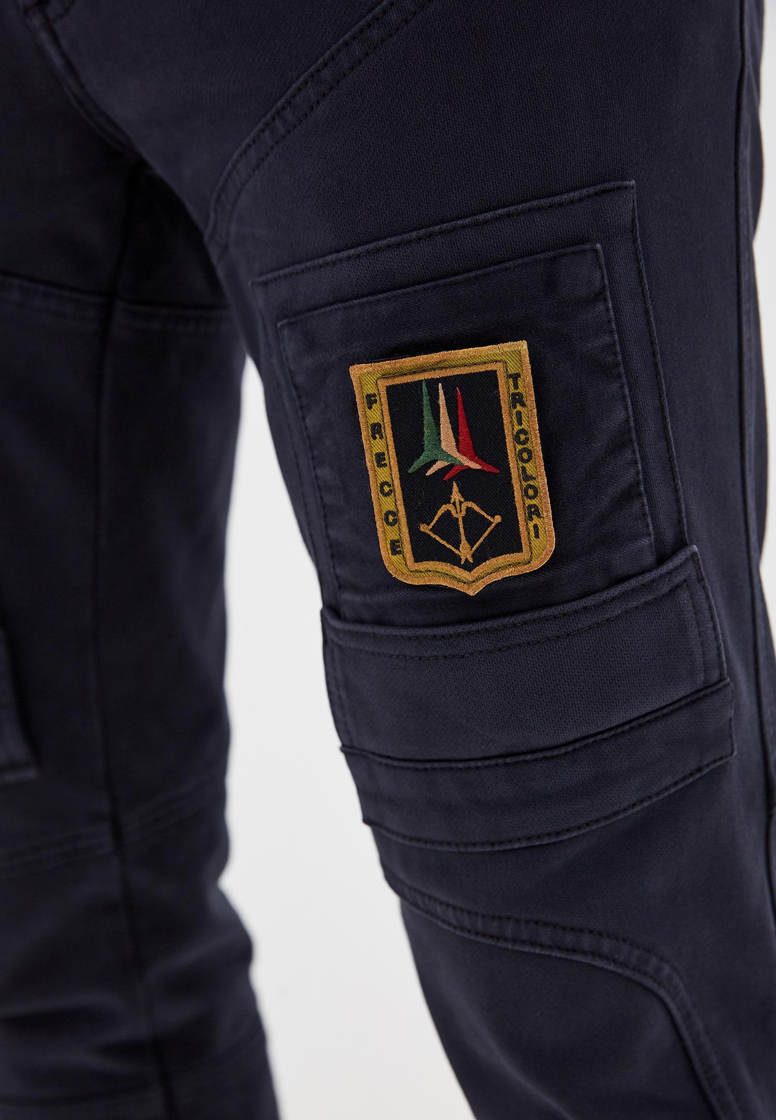Мужские повседневные брюки Aeronautica Militare PF743J217: изображение 4