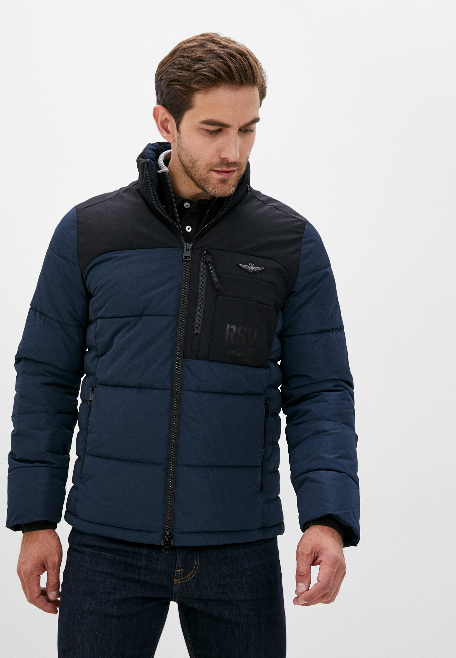 Куртка Aeronautica Militare AB1877CT2720