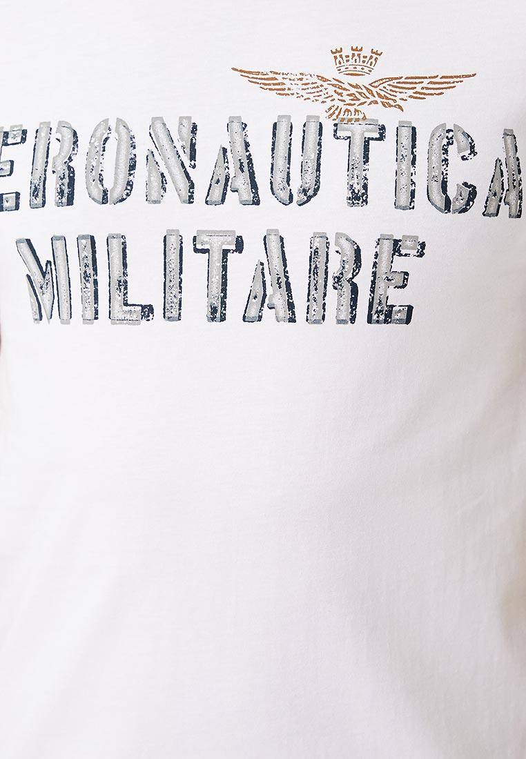 Футболка Aeronautica Militare TS1473J367: изображение 4