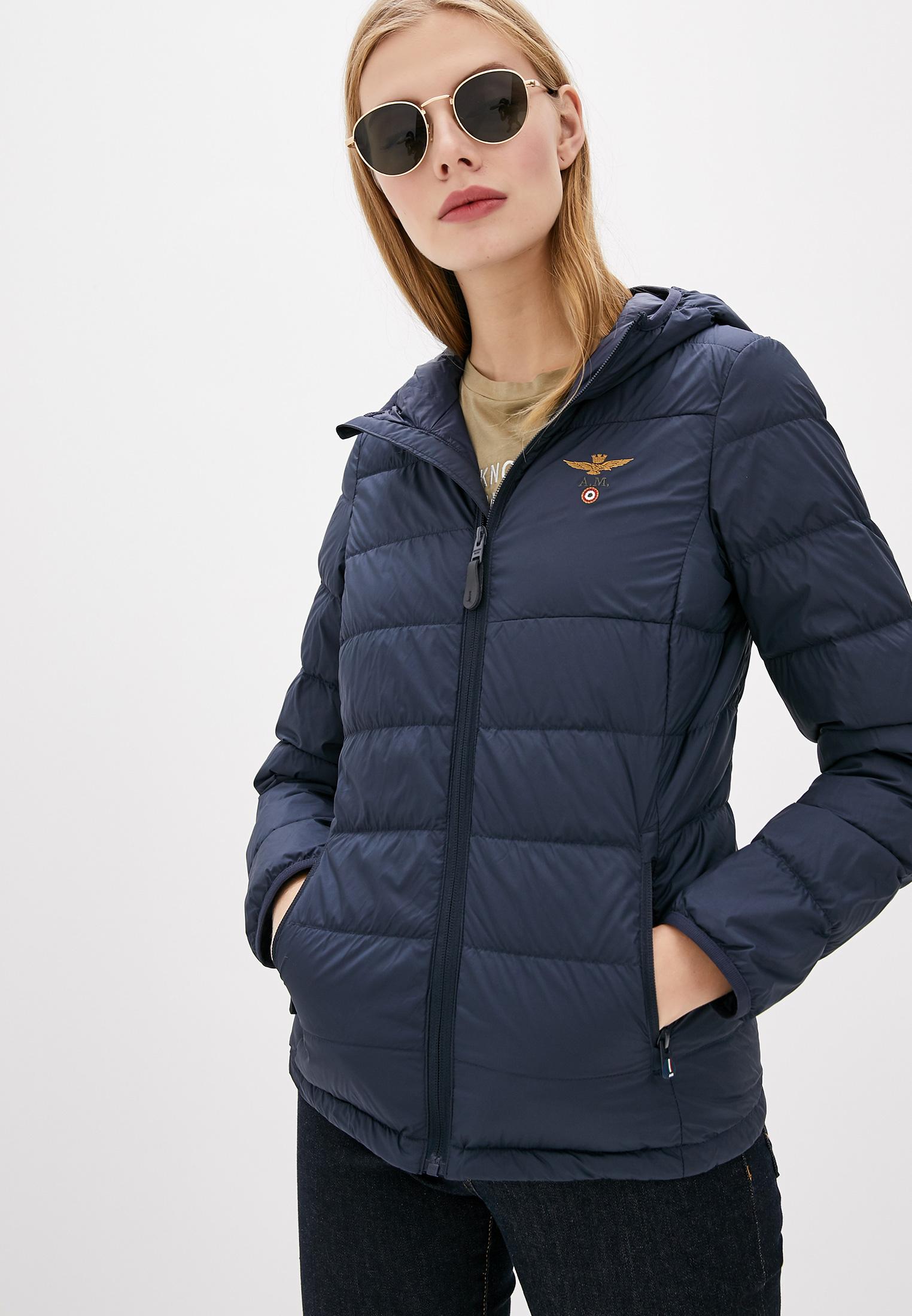 Утепленная куртка Aeronautica Militare AB1825DCT2325