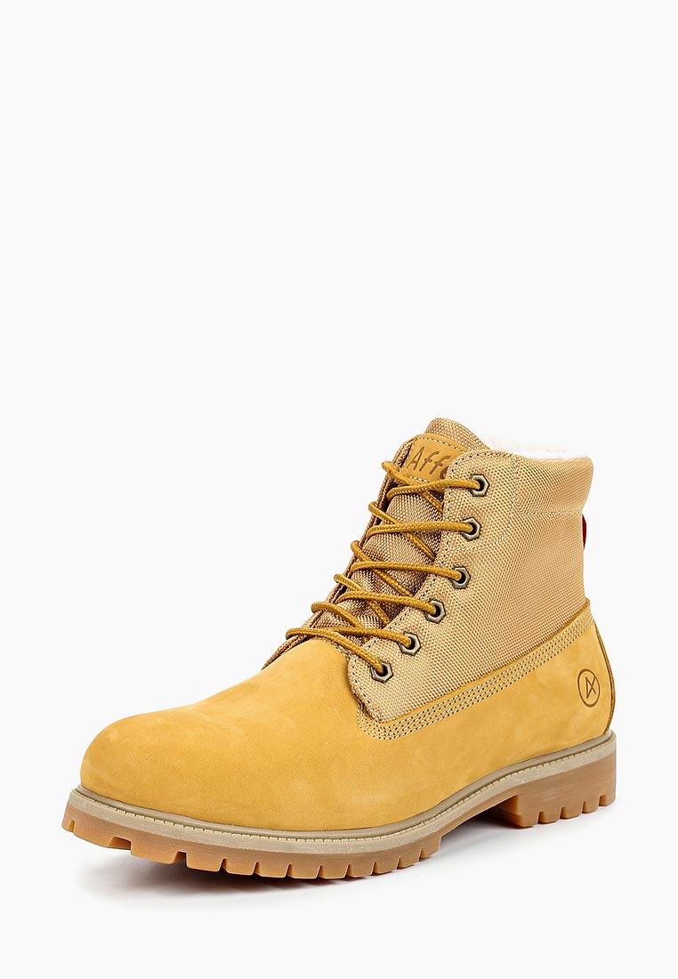 Мужские ботинки Affex 60-NJS-DRT-M