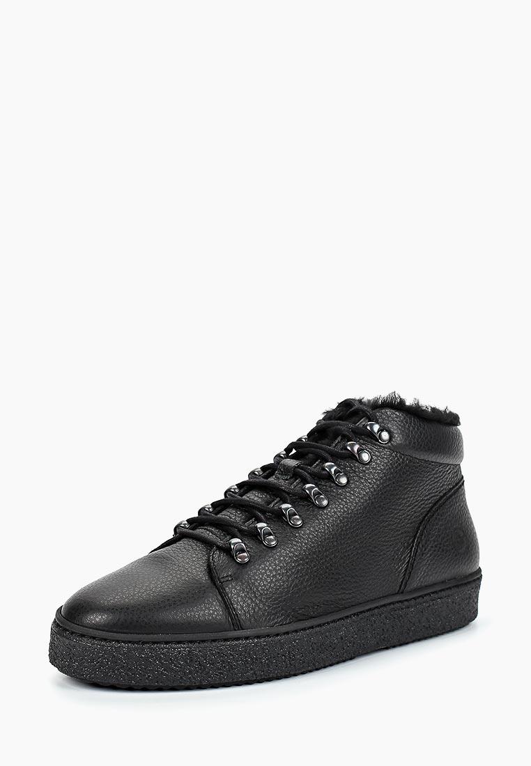 Мужские ботинки Affex 63-TCN-BLK-M