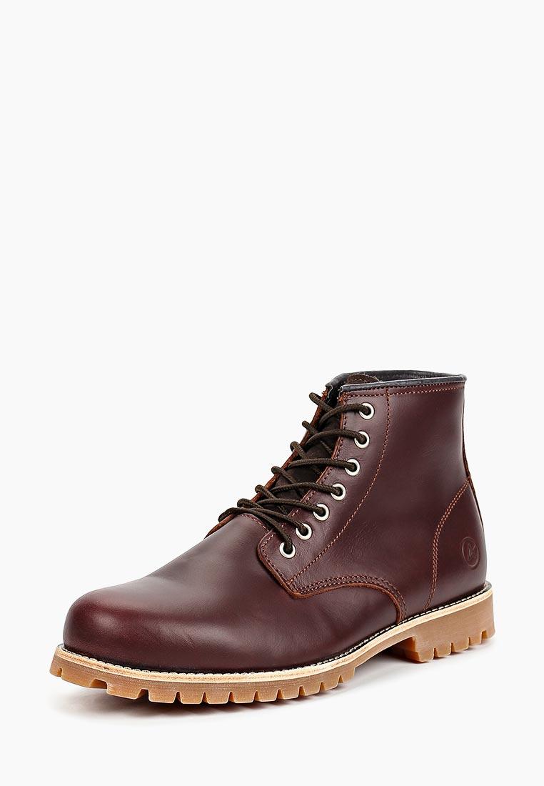 Мужские ботинки Affex 81-MSK-BRN-M