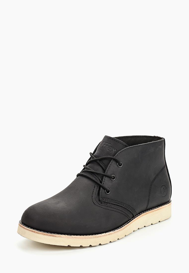Мужские ботинки Affex 83-SNP-BLK-M