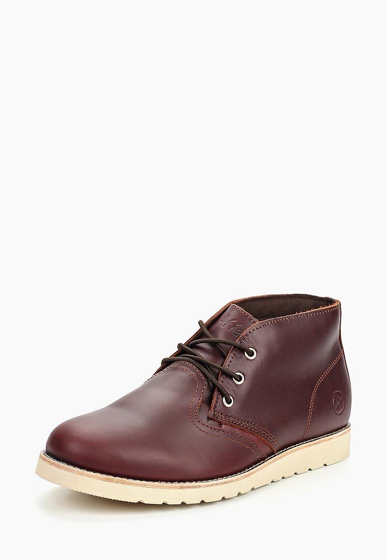 Мужские ботинки Affex 83-SNP-BRN-M