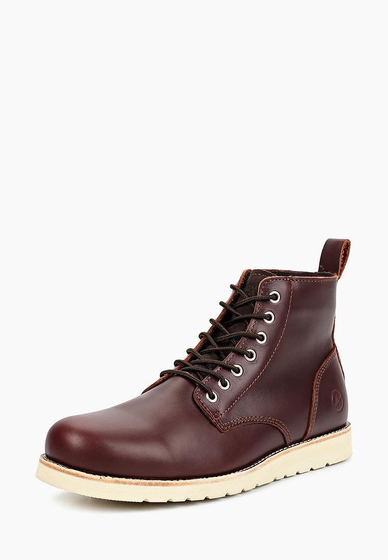 Мужские ботинки Affex 84-KZN-BRN-M