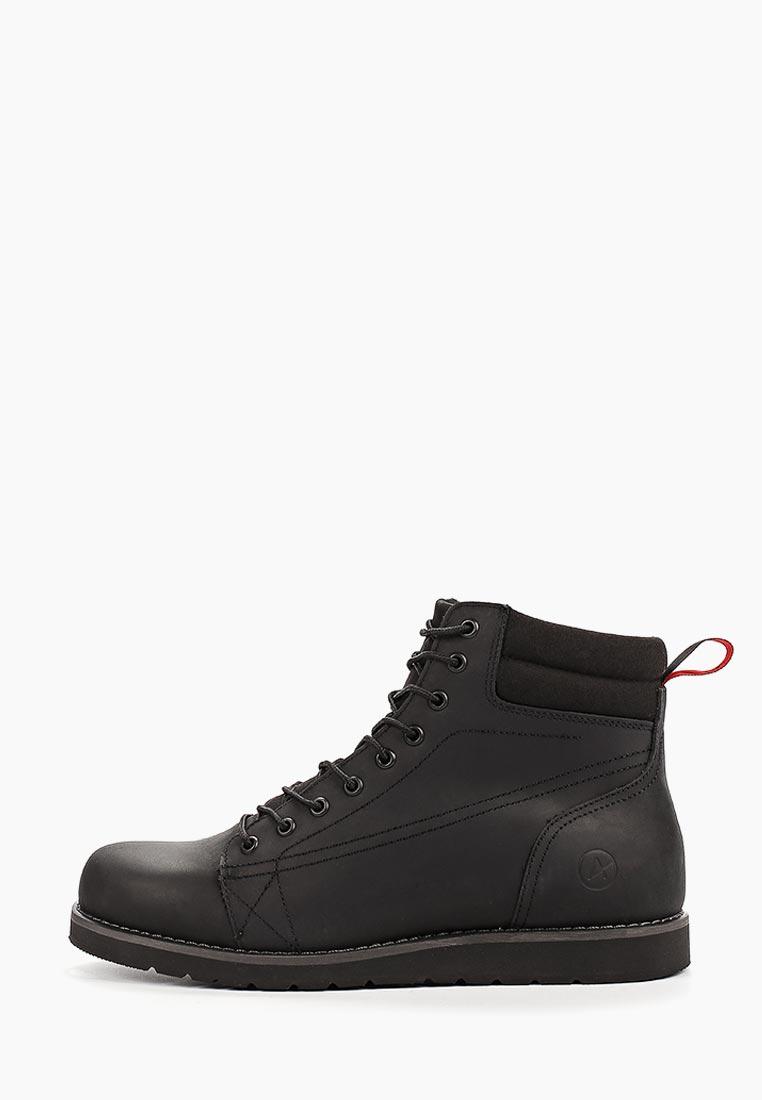 Мужские ботинки Affex 106-KA2-BLK-M