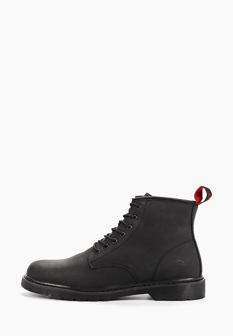 Мужские ботинки Affex 115-LDN-BLK-M