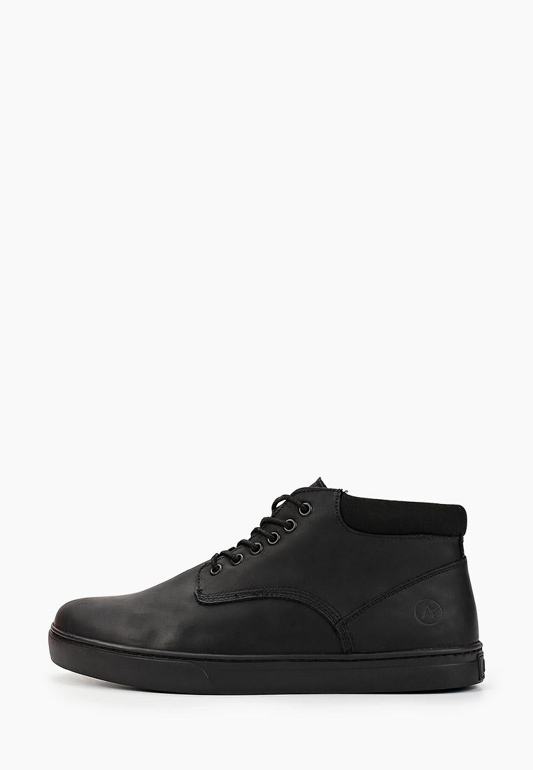 Мужские ботинки Affex 117-MNS-BLK-M